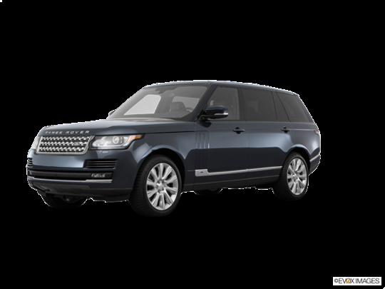 2017 Land Rover Range Rover in Carpathian Grey