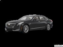 2017 CT6 Sedan Premium Luxury AWD