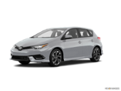 2017 Corolla iM CVT Automatic (GS)