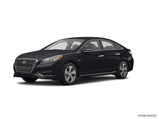 2017 Hyundai Sonata Plug-In Hybrid in Eclipse Black