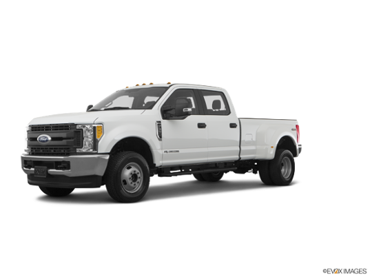 2017 Ford Super Duty F-350 DRW in Oxford White