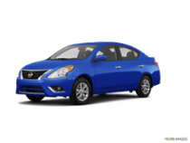 2017 Nissan Versa Sedan at Bergstrom Automotive