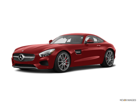 2017 Mercedes-Benz AMG GT in designo Cardinal Red Metallic