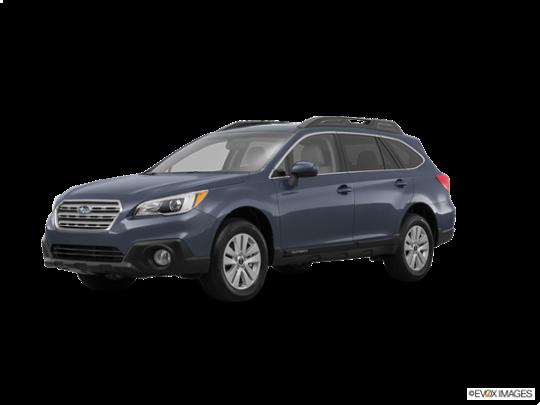 2017 Subaru Outback in Carbide Gray Metallic