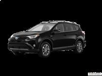 2017 RAV4 Hybrid LE Plus