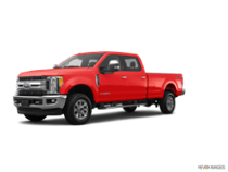 2017 Super Duty F-250 SRW XLT