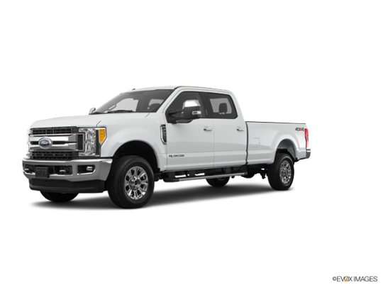 2017 Ford Super Duty F-250 SRW in Oxford White