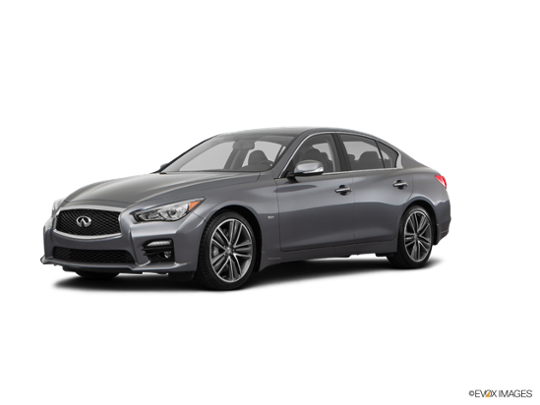 2017 INFINITI Q50 in Graphite Shadow