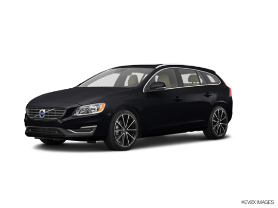 2017 Volvo V60 in Onyx Black Metallic