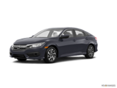 2017 Civic Sedan EX
