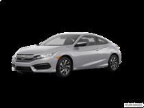 2017 Civic Coupe LX-P