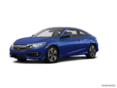 2017 Civic Coupe EX-L