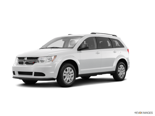 2017 Dodge Journey in Vice White