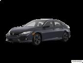 2017 Civic Hatchback EX