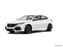 2017 Civic Hatchback EX