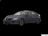 2017 Civic Hatchback EX-L