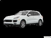 2017 Cayenne AWD