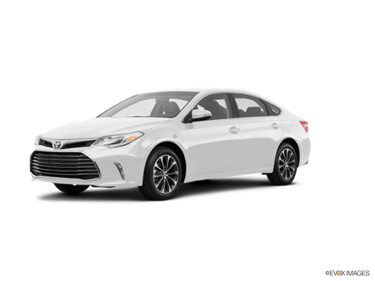 2017 Toyota Avalon in Blizzard Pearl
