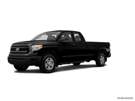 2017 Toyota Tundra 4WD in Black
