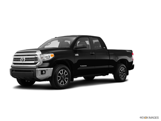 2017 Toyota Tundra 4WD in Black