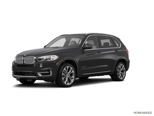 2017 BMW X5 xDrive50i in Dark Graphite Metallic