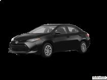 2017 Corolla L