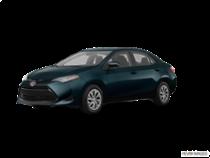 2017 Corolla XSE