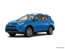 2017 Toyota RAV4 Hybrid at Phil Long Dealerships