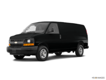 2017 Express Cargo Van 3500 Extended Wheelbase Rear-Wheel Drive