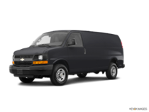 2017 Express Cargo Van 3500 Regular Wheelbase Rear-Wheel Drive
