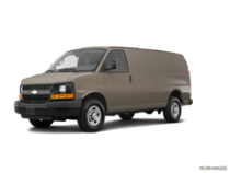 2017 Express Cargo Van 3500 Regular Wheelbase Rear-Wheel Drive