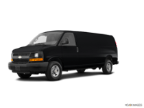 2017 Express Cargo Van 2500 Extended Wheelbase Rear-Wheel Drive
