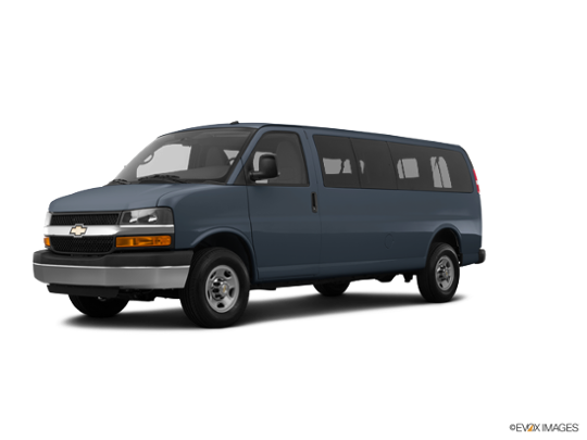 2017 Chevrolet Express Passenger for sale in Moon Township PA