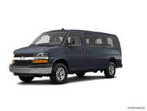 2017 Chevrolet Express Passenger at Bergstrom Automotive