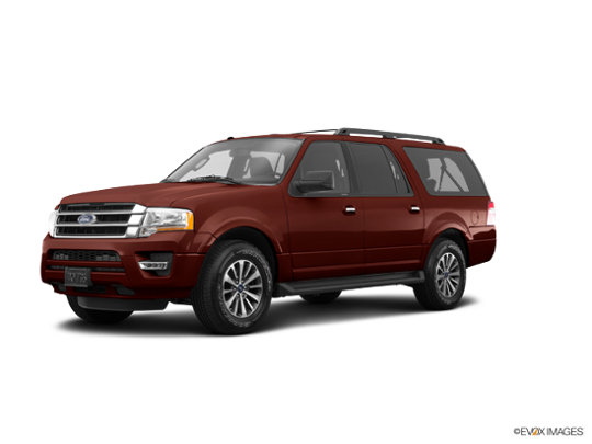 2017 Ford Expedition EL in Bronze Fire