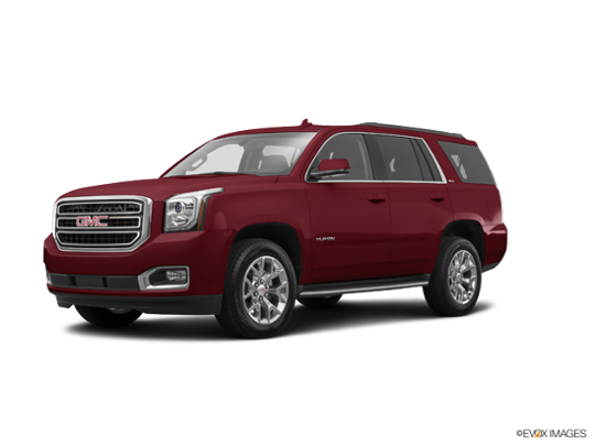 2017 GMC Yukon in Crimson Red Tintcoat