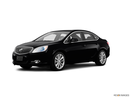 2017 Buick Verano in Ebony Twilight Metallic