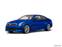 2017 Cadillac ATS-V Coupe at Webb Auto Outlet