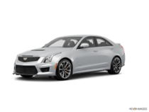 2017 Cadillac ATS-V Sedan at Webb Auto Outlet