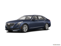 2017 CT6 Sedan Luxury AWD