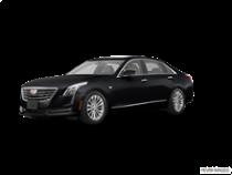 2017 CT6 Sedan Luxury AWD