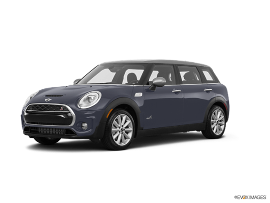2017 MINI Cooper S Clubman ALL4 in Thunder Grey Metallic