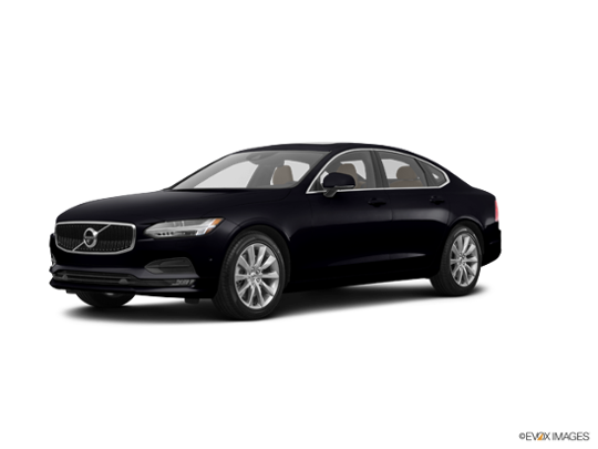 2017 Volvo S90 in Onyx Black Metallic