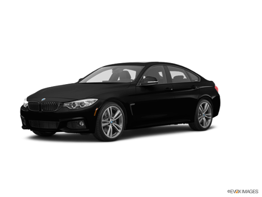 2017 BMW 440i in Jet Black