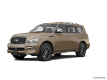 2017 INFINITI QX80 near Bridgewater and Somerville