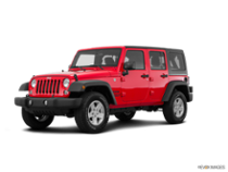 2017 Wrangler Unlimited Chief Edition