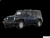 2017 Wrangler Unlimited Willys Wheeler