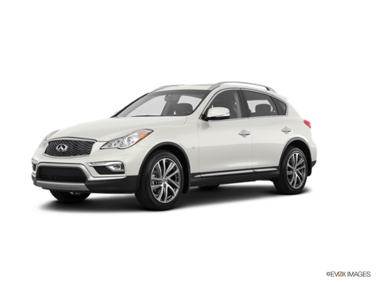 2017 INFINITI QX50 in Majestic White