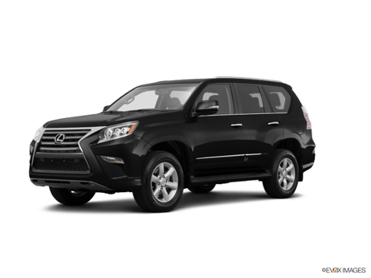 2017 Lexus GX 460 in Black Onyx