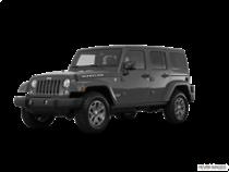 2017 Wrangler Unlimited Sport RHD